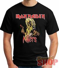 "T-SHIRT ""IRON MAIDEN-KILLERS"" T-SHIRT-MODEL BOY-GIRL-CHILD"