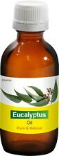 Eucalyptus Oil - Pure & Natural - 5 ml to 250 ml