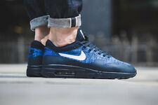 Nike Air Max 1 Ultra Flyknit Trainer (NAVY BLUE) 6,7,8,9,10,11