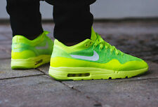 Nike Air Max 1 Ultra Flyknit Trainer (VOLTAGE YELLOW) 6,7,8,9,10,11