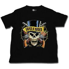 GUNS N ROSES - Top Hat - Kinder Kid Shirt - Größe Size 92 104 116 128 140 152
