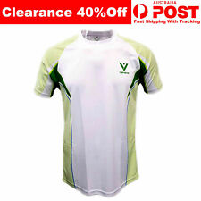 New Men Sports Athletic Design Running Training T-Shirt Fitness Quick Dry Casual