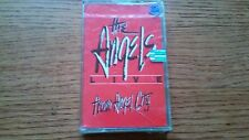 THE ANGELS-LIVE FROM ANGEL CITY-VERY RARE AND COLLECTIBLE CASSETTE TAPE-AWESOME!