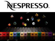 30 / 50 / 80 / 100 Genuine Nespresso Coffee Capsules/PODs - Choose Your Own