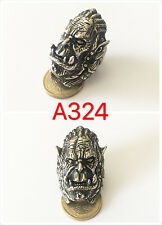 Anello in Acciaio Inox ORCO WOW WORLD OF WARCRAFT HORDE RING STAINLESS UNISEX