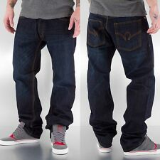 Rocawear UOMINI BAMBINI ANNIVERSARIO SLIM STAR JEANS Is Money G Hip Hop Time