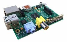 Raspberry Pi 1 Model B 512MB With Power Supply, Case, Ethernet Cable & SD Card