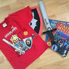 Very Rare & Vintage Legoland Windsor Souvenir Memorabilia Collection