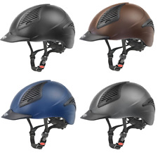 Uvex EXXENTIAL Riding Helmet Adjustable Hat KiteVG1 Black/Blue/Brown/Grey XXS-XL