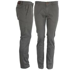 BOSS ORANGE Pantalón chino hombre ajustado gris antracita SLIM1 50248964 012