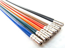 Velo Orange  Coloured Brake Cable Set Blue White Red Green Black Brown Orange