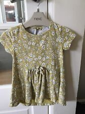 Baby Girl Tunic Top/Dress 9-12 Months
