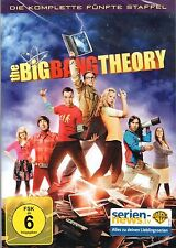 The Big Bang Theory, Staffel 5, DVD, NEU