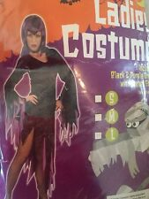 Ladies Halloween  Sexy Vampiress/witchy Costume . Size  Large