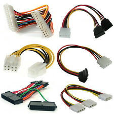 PSU Cavi, Adattatori, Connettori, Extension 20/24pin, Molex, SATA, PCI-E, P4