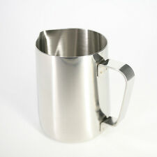 Stainless Steel Espresso Coffee Pitcher Craft Latte Milk Frothing Jug Hot HUUK