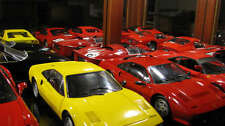 Ferrari Collection Any 1:43 Model Diecast Modena, FXX 2005, 458 Italia Barchetta
