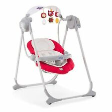 Altalena Chicco Polly Swing up Rossa