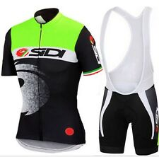 Castelli Sidi Replica Cycling Jersey and Bib Short Set (UK SELLER)
