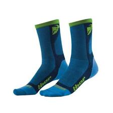THOR MX / MTB SOCKEN 2016 MX-SOCKS COOL DUAL LOW - blau-grün