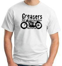 T-shirt WC0381 Greasers Live Life