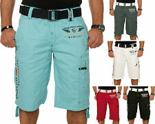 Geographical Norway Da Uomo Bermuda Pantaloni Shorts Pantaloncini corti Estate