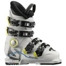 SALOMON X MAX 60T L Kinderskischuh (white-white) Collection 2017 NEU