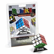 Genuine Official Rubik Erno Signature Edition: Rubik's Cube Rubics  40 Years NEW