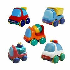 Mini Vehicle Series Royal Suit Baby Toy Police Car Model Boy Cement Truck Funny