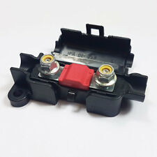 50 AMP MIDI FUSE RED + MIDI / STRIP LINK FUSE HOLDER CAR AUTO HEAVY DUTY 50A