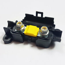 60 AMP MIDI FUSE YELLOW + MIDI / STRIP LINK FUSE HOLDER CAR AUTO HEAVY DUTY 60A