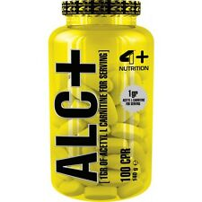 ALC+ ACETIL-L-CARNITINA 4PLUS NUTRITION