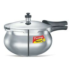 Prestige Deluxe Plus Induction Base Aluminium Pressure HANDI Cooker