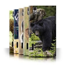 STUFF4 Phone Case/Back Cover for LG Prada 3.0/K2/P940 /North America Animals