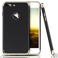 Luxury 3 IN 1 TPU  Hybrid PC Back Case Cover FOR APPLE iPHONE 7 Plus