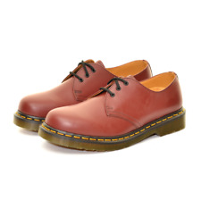 Dr Martens 1461 Shoes - Cherry Red Smooth