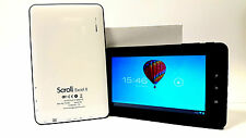 """Sale!! 7"""" Tablet PC Scroll HDMI Great 4 Kids Android 4+HDMI Cable+Power Supply"""