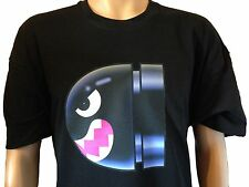BULLET BILL CARA SUPER MARIO Carro NINTENDO Camiseta Retro Adulto