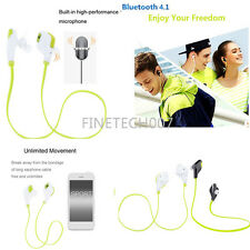 M5 Wireless Bluetooth 4.1 Stereo Earbuds Sports Headphones Headset With Mic L7