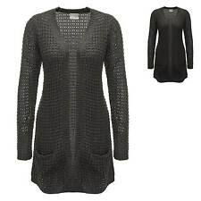 Vero Moda Gilet femme Cardigan Pull Veste Tricot Mailles Casual Chaud Hiver NEUF