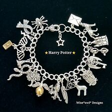 HARRY POTTER ULTIMATE BRACELET 13TH,16TH,18TH,21ST,30TH,40TH GIFT. FREE GIFT BOX