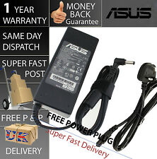 Genuine Original Asus Laptop Notebook Power Supply Cable Ac Adapter Charger Lead