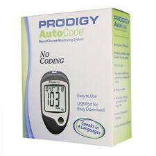 AutoCode Glucose Meter,Easy to use No Coding required!