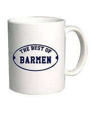 Tazza 11oz BEER0287 The-Best-of-Barmen-Magliette