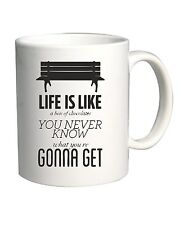 Tazza 11oz CIT0083 Forrest Gump Life Life is like a box of chocolates