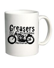 Tazza 11oz WC0381 Greasers Live Life