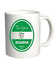 Tazza 11oz WC0652 World Cup Football - Algeria
