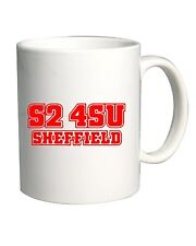 Tazza 11oz WC1070 sheffield-utd-postcode-tshirt design