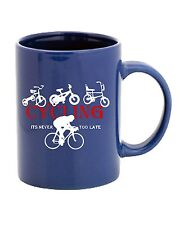 Tazza 11oz OLDENG00321 cycling cyclists