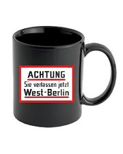 Tazza 11oz OLDENG00376 achtung west berlin